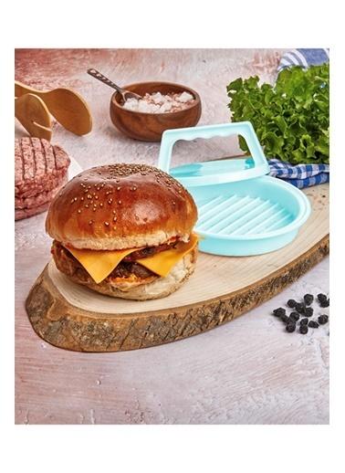 Kitchen Love Hamburger Köftesi Yapma Aparatı Renkli